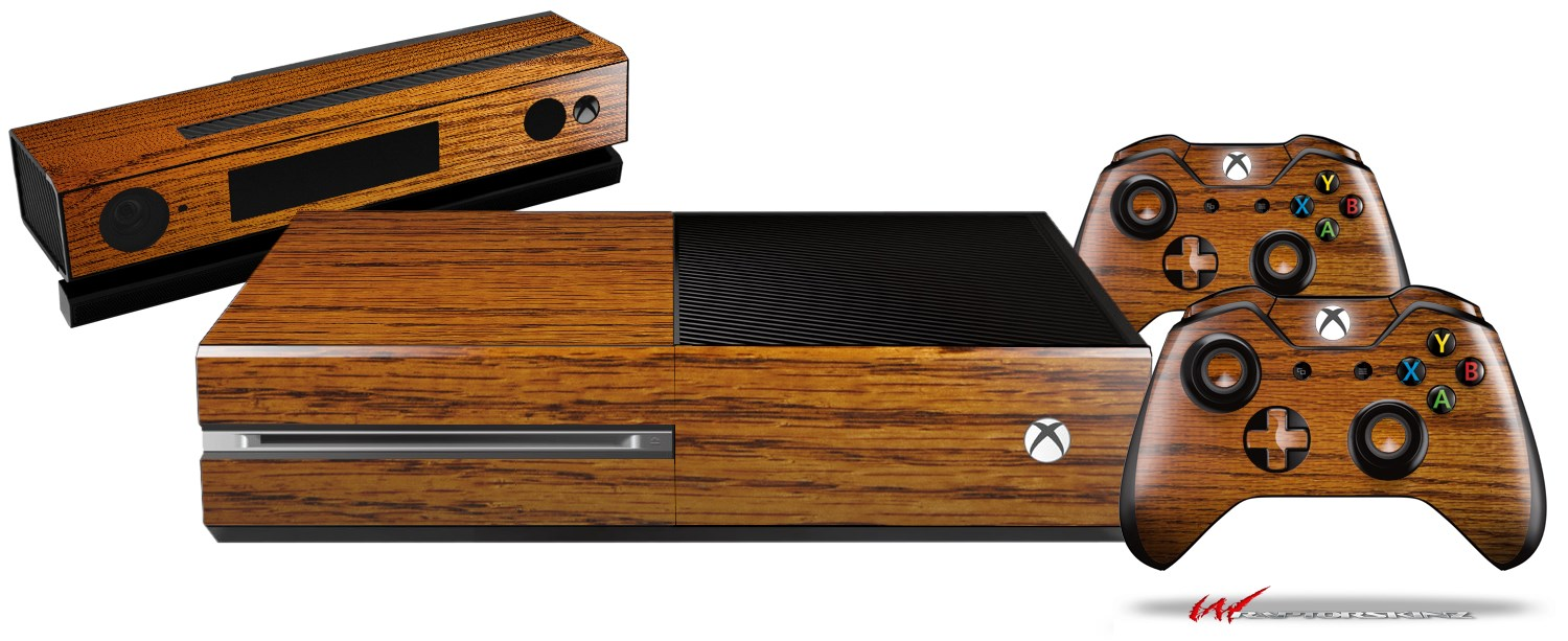 XBOX One Original Console and Controller Skins Bundle