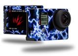 Electrify Blue - Decal Style Skin fits GoPro Hero 4 Silver Camera (GOPRO SOLD SEPARATELY)