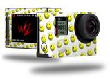 Smileys - Decal Style Skin fits GoPro Hero 4 Silver Camera (GOPRO SOLD SEPARATELY)