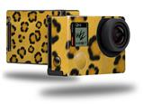 Leopard Skin - Decal Style Skin fits GoPro Hero 4 Black Camera (GOPRO SOLD SEPARATELY)