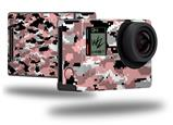 WraptorCamo Digital Camo Pink - Decal Style Skin fits GoPro Hero 4 Black Camera (GOPRO SOLD SEPARATELY)