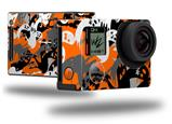 Halloween Ghosts - Decal Style Skin fits GoPro Hero 4 Black Camera (GOPRO SOLD SEPARATELY)