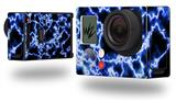 Electrify Blue - Decal Style Skin fits GoPro Hero 3+ Camera (GOPRO NOT INCLUDED)