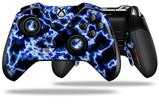 Electrify Blue - Decal Style Skin fits Microsoft XBOX One ELITE Wireless Controller (CONTROLLER NOT INCLUDED)