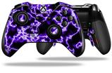 Electrify Purple - Decal Style Skin fits Microsoft XBOX One ELITE Wireless Controller (CONTROLLER NOT INCLUDED)