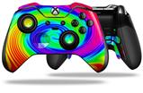 Rainbow Swirl - Decal Style Skin fits Microsoft XBOX One ELITE Wireless Controller (CONTROLLER NOT INCLUDED)