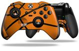 Basketball - Decal Style Skin fits Microsoft XBOX One ELITE Wireless Controller (CONTROLLER NOT INCLUDED)