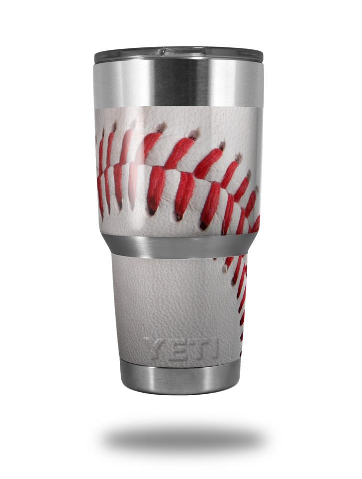 Yeti Ozark Trail Tumbler 30oz Skin Wraps Baseball