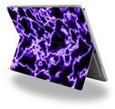 Decal Style Vinyl Skin for Microsoft Surface Pro 4 - Electrify Purple -  (SURFACE NOT INCLUDED)