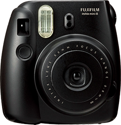 Custom Skin Decal Wrap for Fujifilm Instax Mini 8 Camera (CAMERA NOT INCLUDED)
