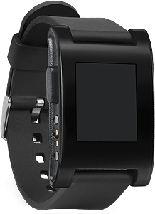 Custom Decal Style Skin fits original Pebble Smart Watch (WATCH SOLD SEPARATELY)